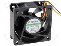 Sunon KD-2406-PTS1 24V (60x60x25mm)